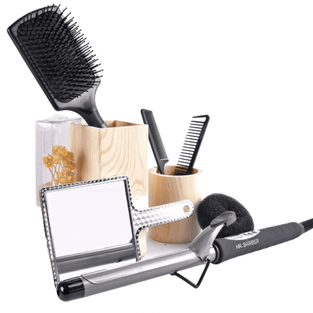 Hair Styling Kit-Platinum