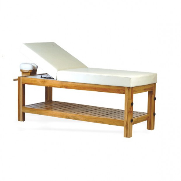 Bliss Hardwood Spa Massage Bed