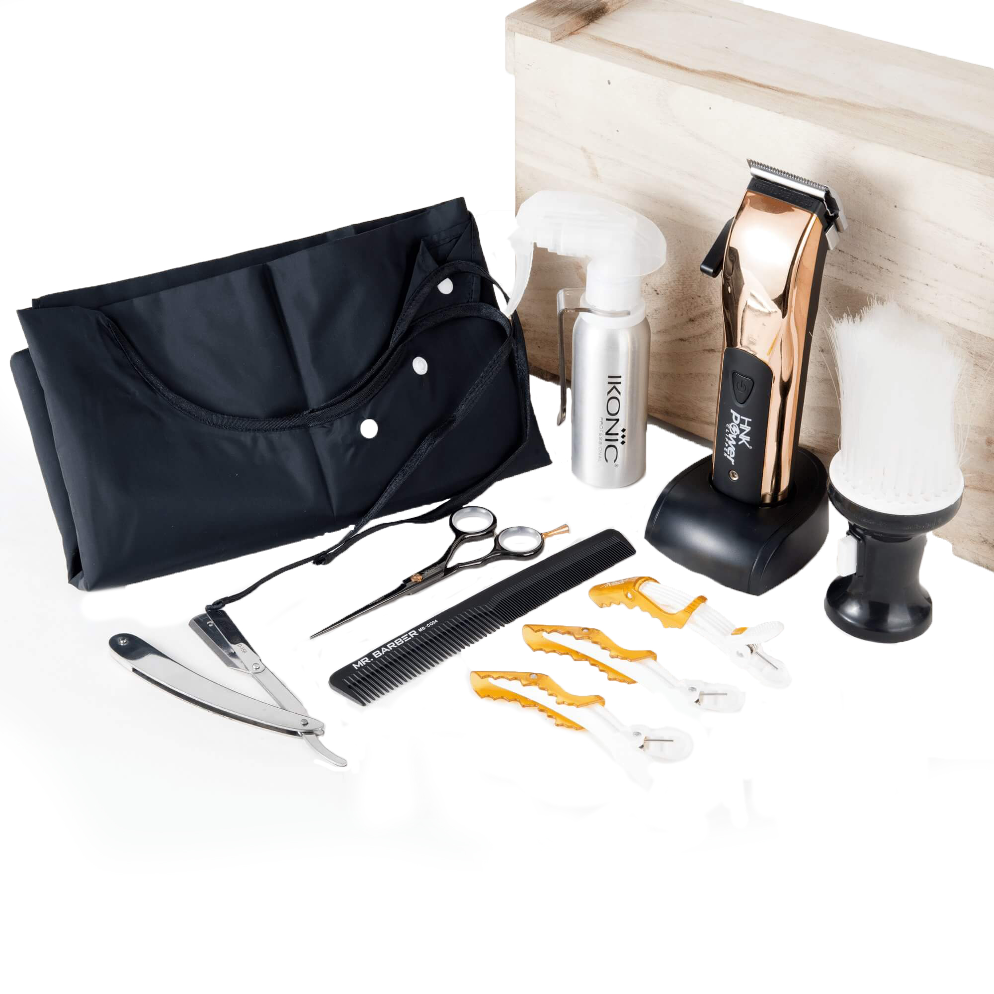 Self Barbering Kit