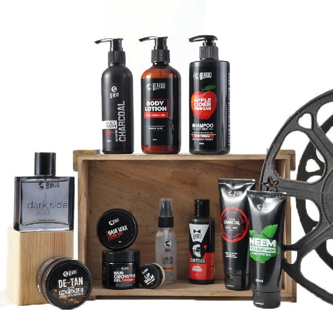 Beardo's Grooming Kit